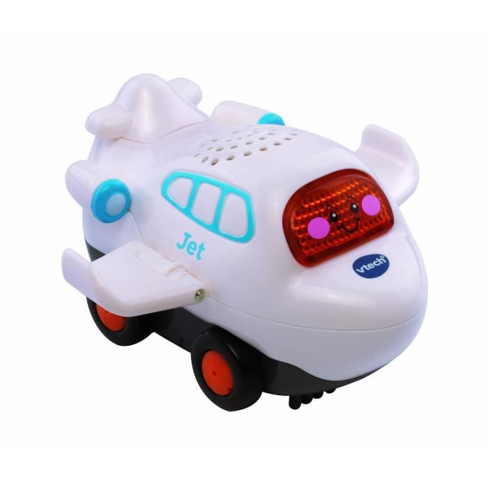 Vtech Toot Toot Drivers - Jet - Tut Tut Bolides Avion Version Anglaise CH47S