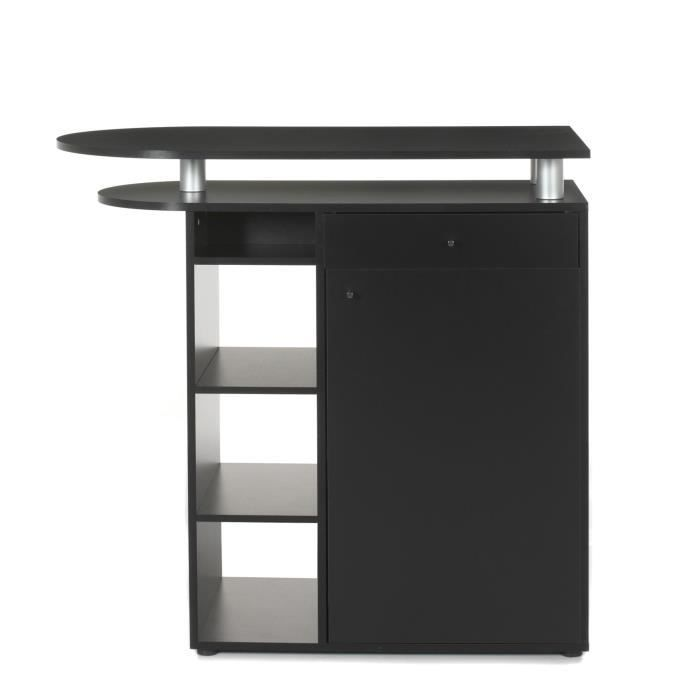 vodka meuble snack bar achat vente meuble bar vodka meuble snack bar cdiscount. Black Bedroom Furniture Sets. Home Design Ideas