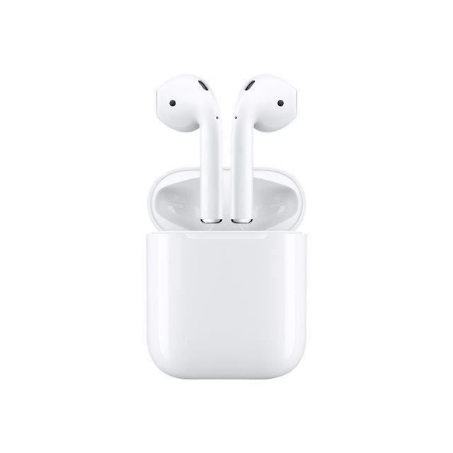 OREILLETTE BLUETOOTH Apple AirPods blanc Écouteur
