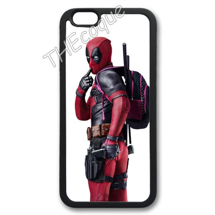 coque iphone 6 s marvel