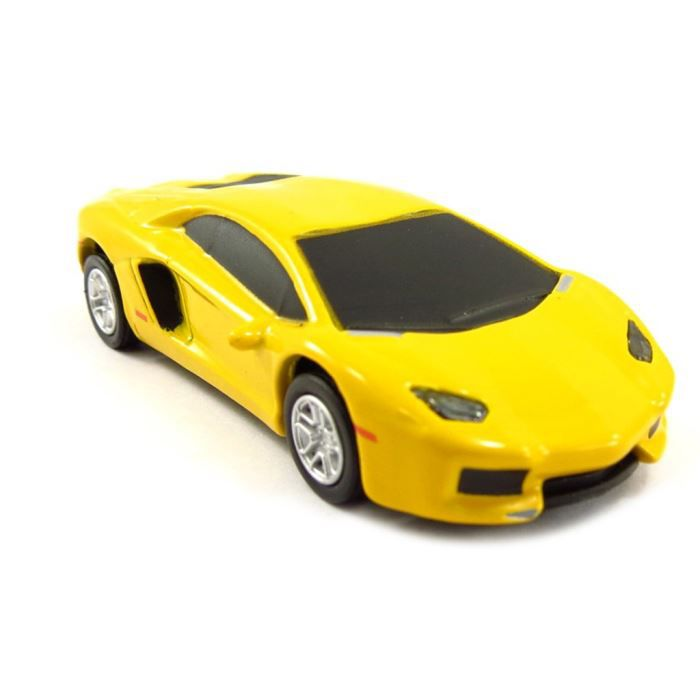 cl usb voiture de sport jaune 8go achat vente cl usb cl usb voiture de sport. Black Bedroom Furniture Sets. Home Design Ideas