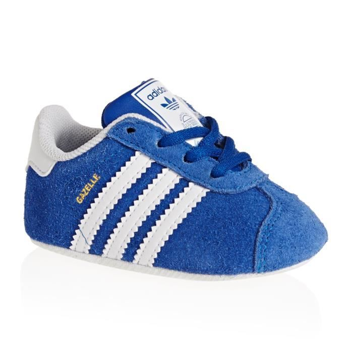 ADIDAS ORIGINALS Baskets Gazelle Bébé Bleu et blanc