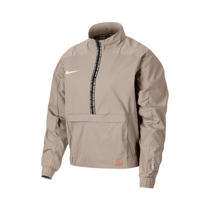 Ossidare Esporre limite  Sweat Nike F.C. Beige Femme - Prix pas cher - Cdiscount