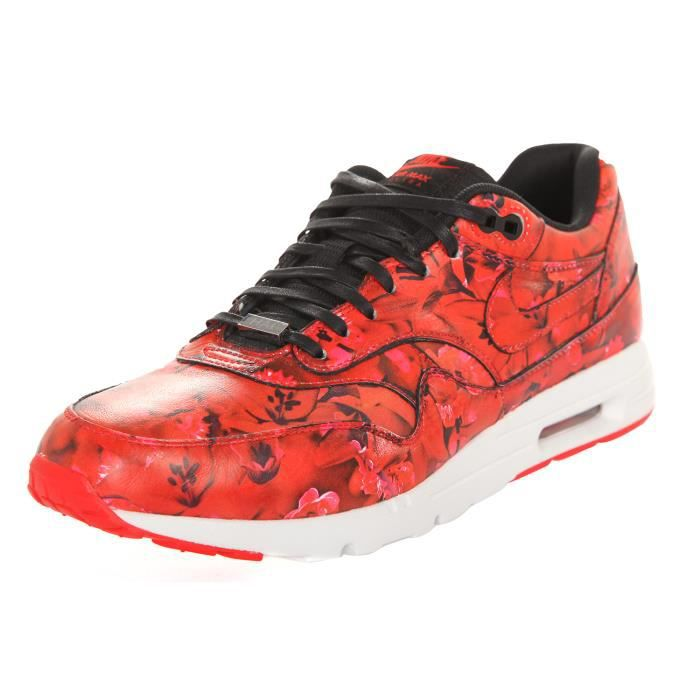 newest 1c371 56413 BASKET Nike Femmes Sneakers W Air Max 1 Ultra LOTC QS Rou