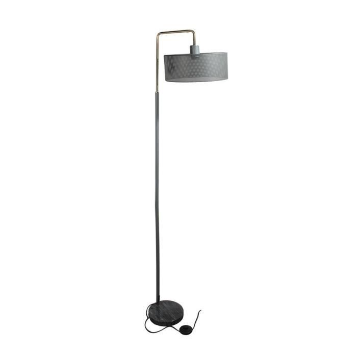 LAMPADAIRE THE HOME DECO LIGHT Lampadaire moderne perforé LA1