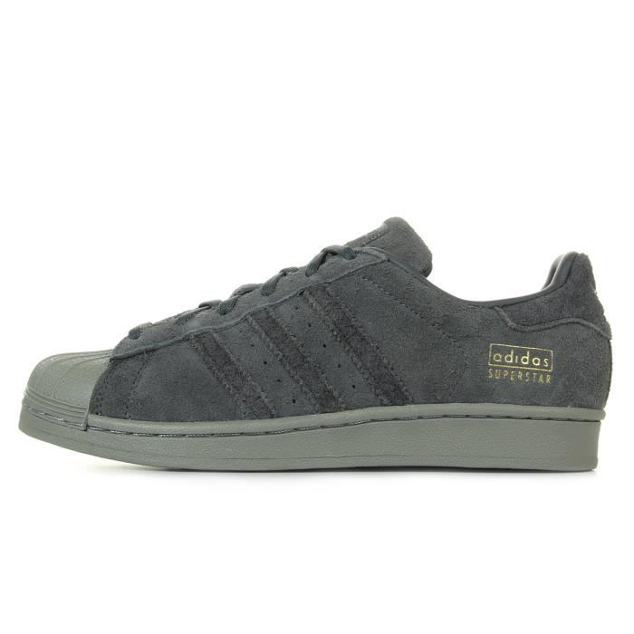 Baskets adidas Originals Superstar Junior Grey Five
