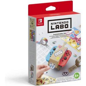 PACK ACCESSOIRE Nintendo Labo Ensemble de Personnalisation