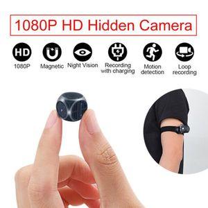 APPAREIL PHOTO RÉFLEX Cam portable sans fil Cam de détection de mouvemen