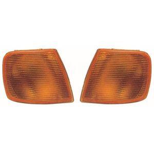 Pour Ford P100 Pick-up 1988-1990 avant indicateurs ambre 1 Paire O//S et N//S