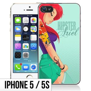 coque iphone 8 disney princesse silicone