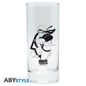 Verre à eau - Soda Verre Naruto - Naruto - ABYstyle