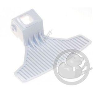 Beko 2828780100 Poignée de porte blanc pour machine à laver