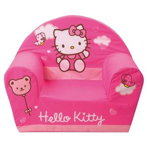 canape convertible mousse hello kitty