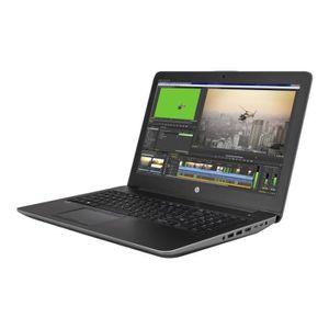 ORDINATEUR PORTABLE HP ZBook 15 G3 Mobile Workstation Core i7 6700HQ -