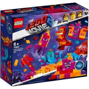 ASSEMBLAGE CONSTRUCTION LEGO® Movie 70825 La boîte à construire de la Rein