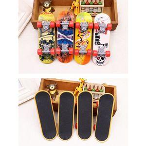 FINGER SKATE - BIKE  MKISHINE® 5pcs Finger Toy Mini planche à roulettes