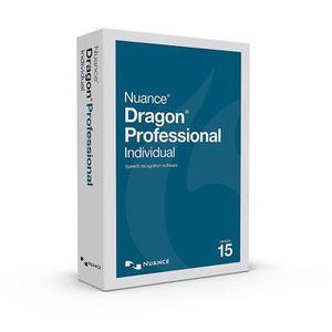 BUREAUTIQUE Nuance Dragon Professional Individual v15  - Logic