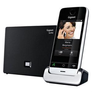 Téléphone fixe Gigaset SL910 Sans Répondeur