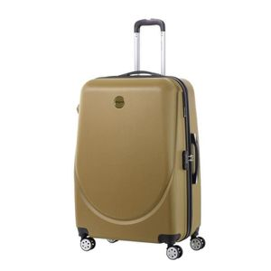 VALISE - BAGAGE SINEQUANONE Valise Trolley ABS Champagne