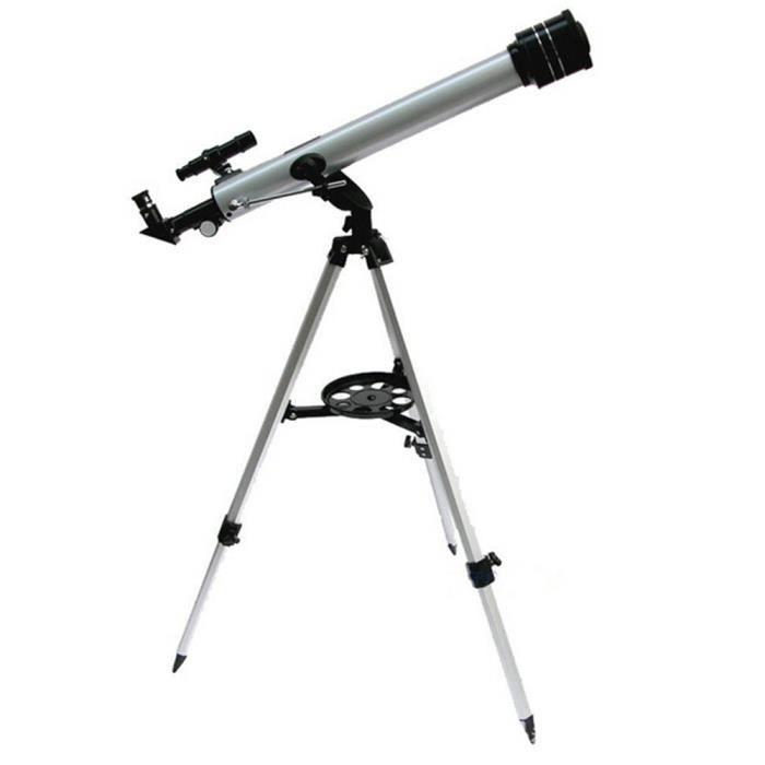 Télescope astronomique F700 D60mm reflètent le télescope