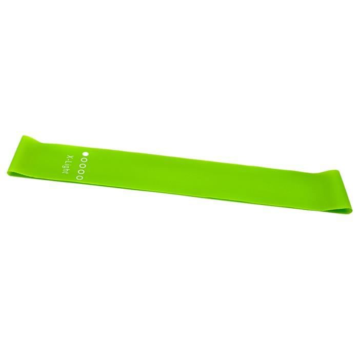 Accessoires Fitness - Musculation,Nouvelles bandes de résistance de Yoga étirement boucle en caoutchouc exercice - Type green