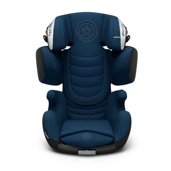 KIDDY Siège-auto Cruiserfix 3 - Bleu indigo