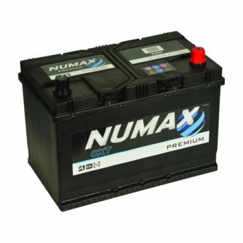 Batterie de démarrage Numax Premium D31 / M11D 249H 12V 95Ah / 850A