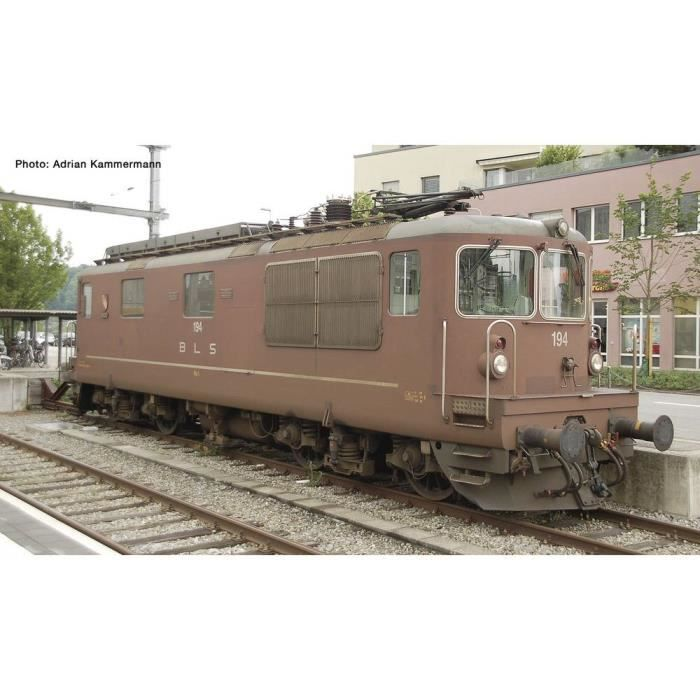 Locomotive électrique H0 Roco 73782 1 pc(s) - GARAGE A CONSTRUIRE - GARE A CONSTRUIRE - AEROPORT A CONSTRUIRE - PORT A CONSTRUIRE -