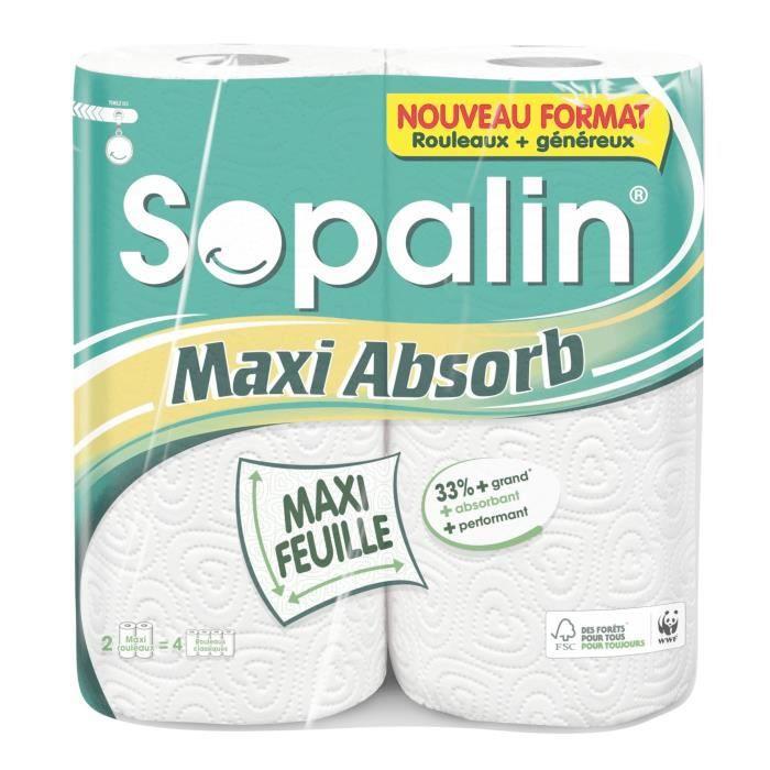 SOPALIN Maxi Absorb 2 = 4
