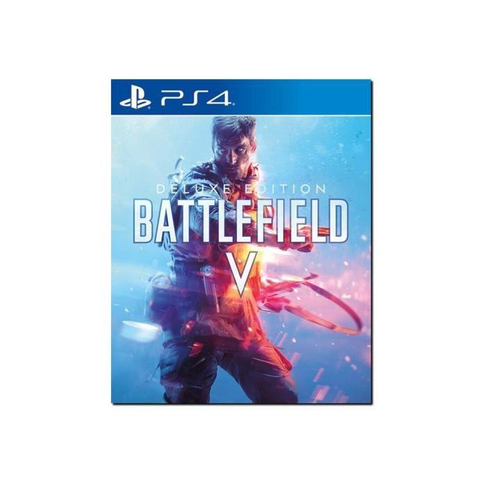 JEU PS4 Battlefield V PlayStation 4 Multilingue
