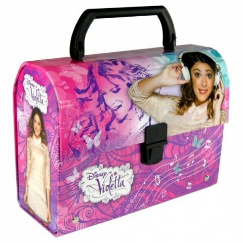 LUNCH BOX - BENTO  VIOLETTA - BOITE A GOÛTER LUNCH BOX VALISETTE