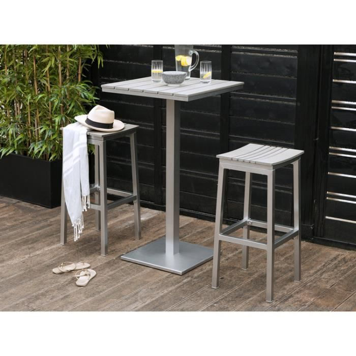 table mange debout jardin achat vente table mange. Black Bedroom Furniture Sets. Home Design Ideas
