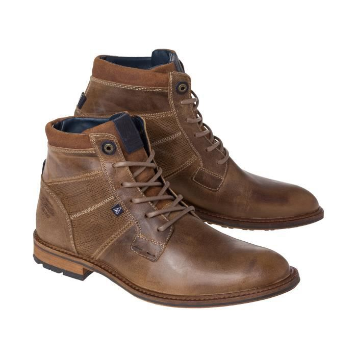 Gaastra Bottes Crew High Taupe - Achat / Vente botte - Cdiscount