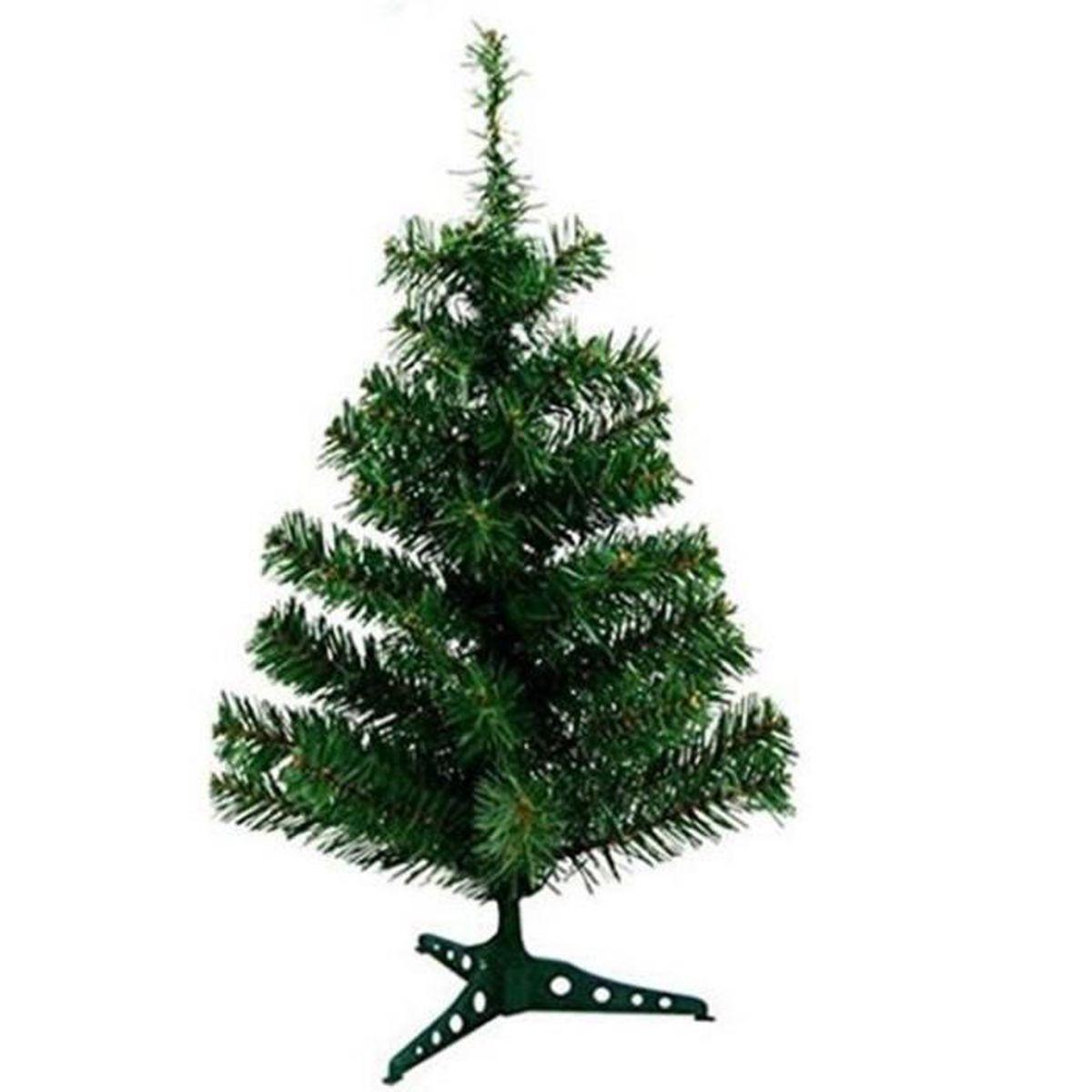 Sapin De Noel Avec Pied arbre de noël artificiel, feuille en pvc avec pied pour