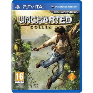 JEU PS VITA Uncharted Golden Abyss Jeu PS Vita