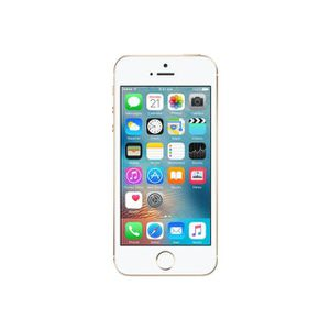 SMARTPHONE Apple iPhone SE - 64Go (Or)