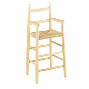 CHAISE HAUTE  Chaise haute pour enfant