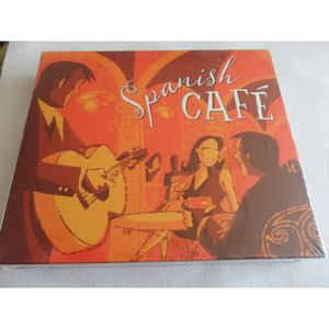 CD MUSIQUE DU MONDE COFFRET 2 CD SPANISH CAFE