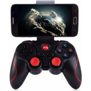 MANETTE JEUX VIDÉO X3 Manette de Jeu Bluetooth sans Fil, Android Game