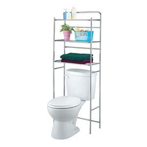 COLONNE - ARMOIRE WC Meuble WC - Etagère WC