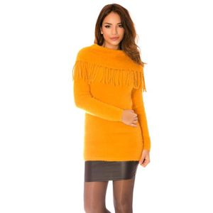 Pull femme camel achat vente pull femme camel pas cher soldes cdiscount for Pull camel femme