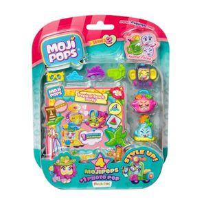 Mojipops-Grande Roue avec 2 exclusive mojipops figurines