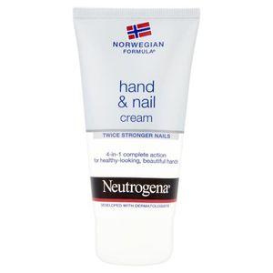 SOIN MAINS ET PIEDS Neutrogena Formule norvégienne Crème mains et ongl