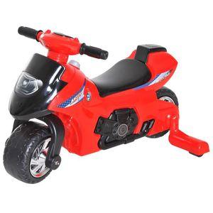 PORTEUR - POUSSEUR Porteur enfants moto / quad 12-36 mois effets lumi