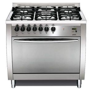 PLAQUE MIXTE LOFRA CG96MF-C 90X60 de cuisinière COURBE AVEC TOP