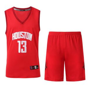 NBA Houston Rockets Star James Harden Maillot et Shorts de