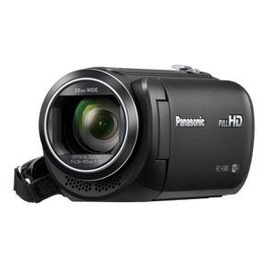 CAMÉSCOPE NUMÉRIQUE Panasonic HC-V380 - Caméscope - 1080p - 50 pi-s -