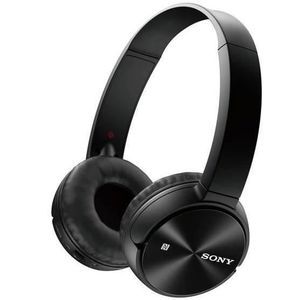 CASQUE - ÉCOUTEURS SONY - Casque Bluetooth noir MDR-ZX330BTB