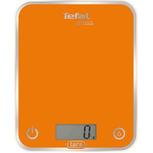 BALANCE ÉLECTRONIQUE TEFAL BC5001V1 Balance culinaire Optiss - Orange