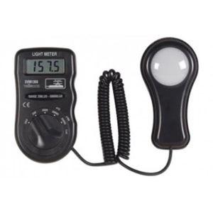 Dr Meter/® LX1330B/-/Luxm/ètre num/érique 200000/lux r/éaction rapide et sauvegarde des donn/ées pr/écision /élev/ée